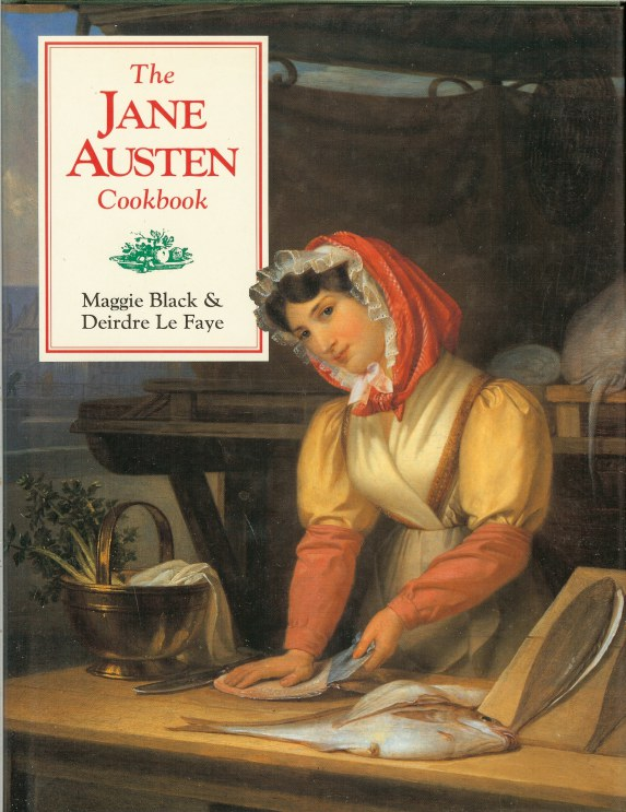 Image for THE JANE AUSTEN COOKBOOK