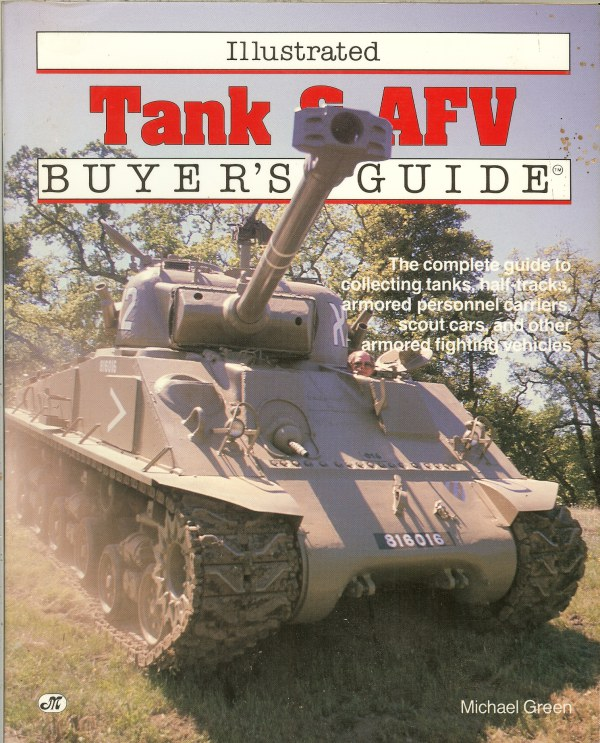 Image for ILLUSTRATED TANK & AFV BUYER'S GUIDE