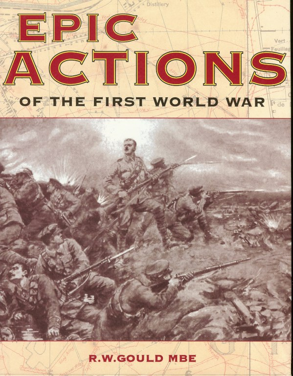 Image for EPIC ACTIONS OF THE FIRST WORLD WAR