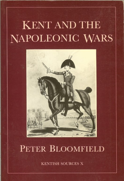 Image for KENT AND THE NAPOLEONIC WARS