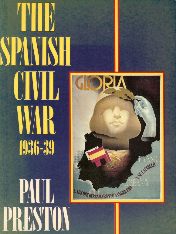 Image for THE SPANISH CIVIL WAR 1936-39