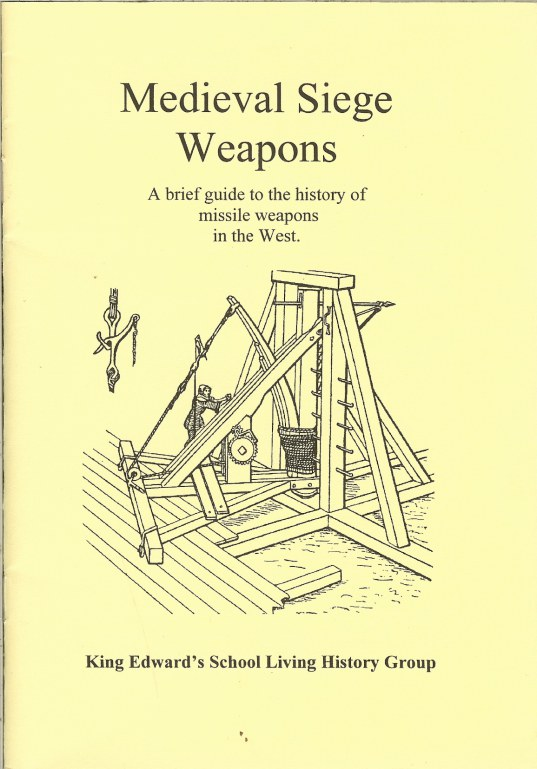 Image for MEDIEVAL SIEGE WEAPONS