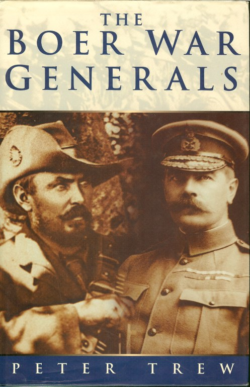 Image for THE BOER WAR GENERALS