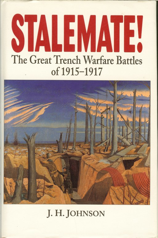Image for STALEMATE! THE GREAT TRENCH WARFARE BATTLES OF 1915-1917
