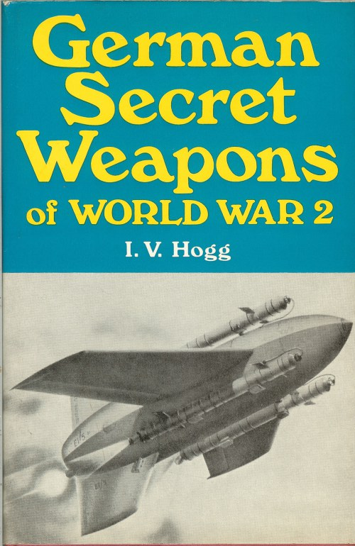 Image for GERMAN SECRET WEAPONS OF WORLD WAR 2