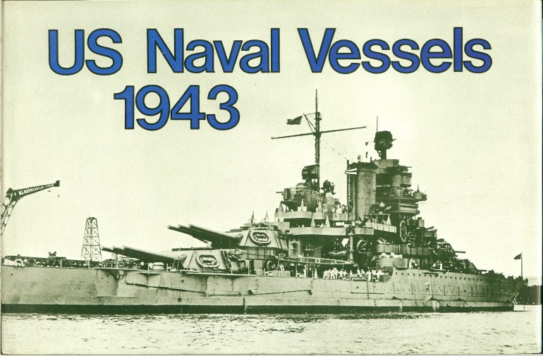 Image for US NAVAL VESSELS 1943