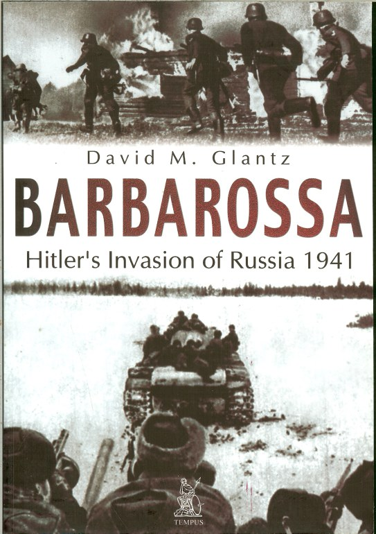 Image for BARBAROSSA : HITLER'S INVASION OF RUSSIA 1941
