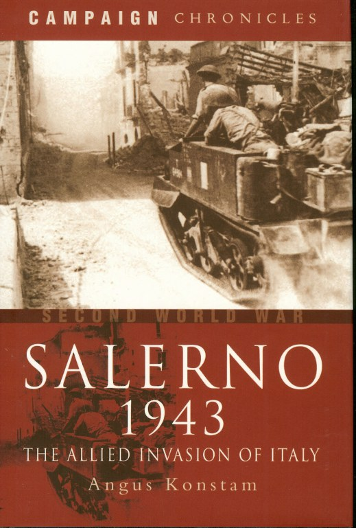 Image for SALERNO 1943: THE ALLIED INVASION OF ITALY