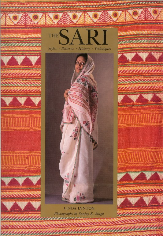 Image for THE SARI: STYLES, PATTERNS, HISTORY, TECHNIQUES