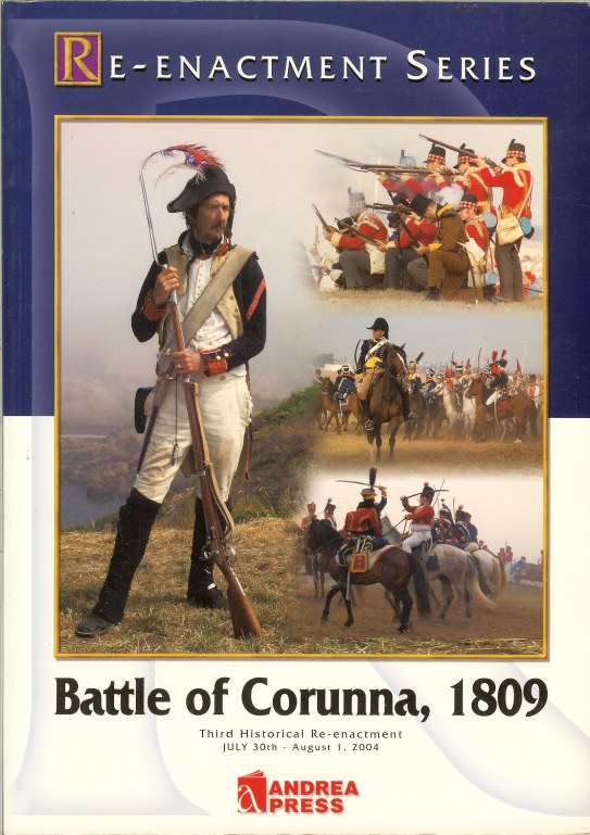 Image for RE-ENACTMENT SERIES: BATTLE OF CORUNNA 1809