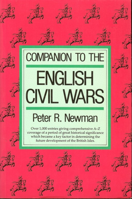 Image for COMPANION TO THE ENGLISH CIVIL WARS