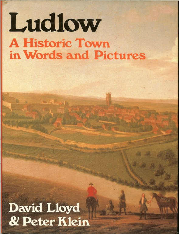 Image for LUDLOW: A HISTORIC TOWN IN WORDS AND PICTURES