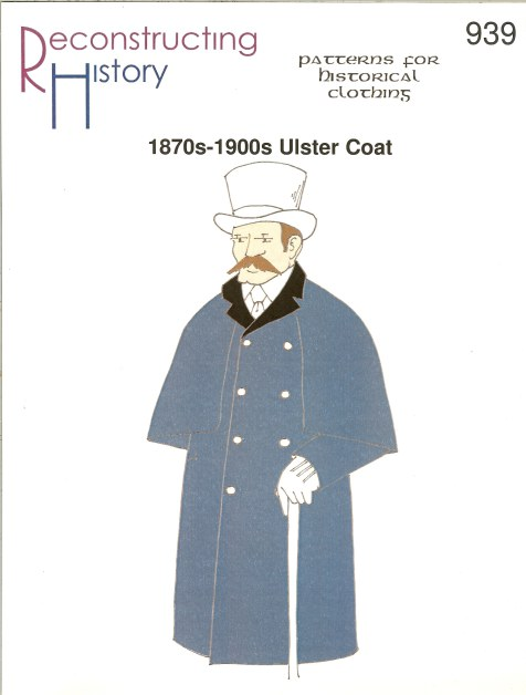 Image for RH939: 1870S-1900S ULSTER COAT