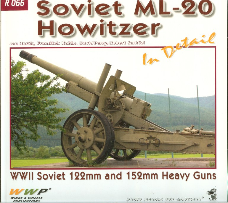 Image for SOVIET ML-20 HOWITZER IN DETAIL