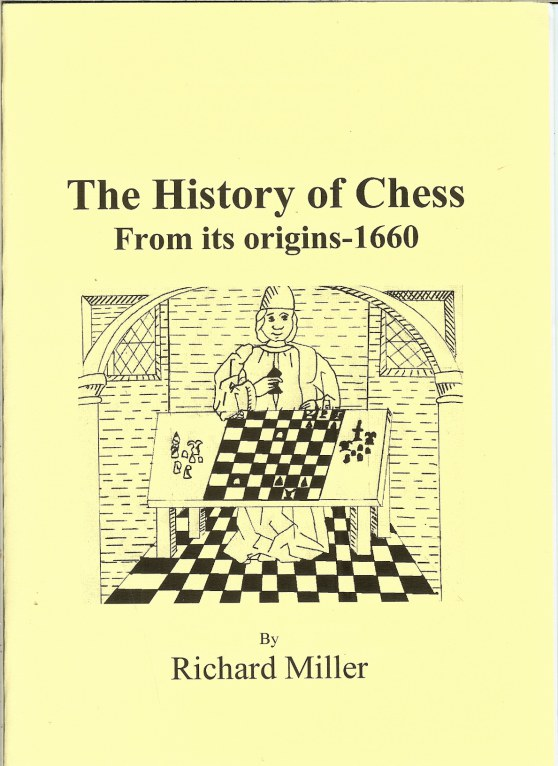 Image for THE HISTORY OF CHESS FROM ITS ORIGINS TO 1600