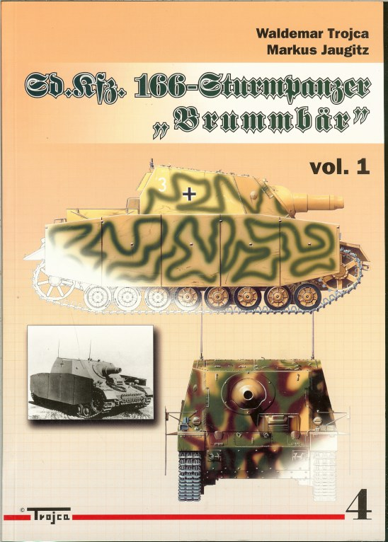 Image for SD.KFZ.166 STURMPANZER 'BRUMMBAR' (VOLUME 1)