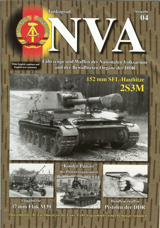 Image for TANKOGRAD NVA NO.4