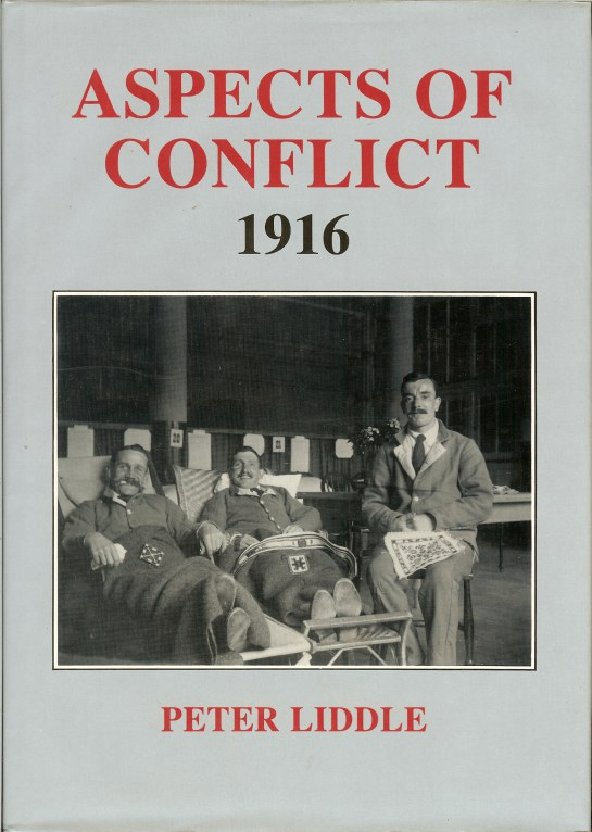 Image for ASPECTS OF CONFLICT 1916
