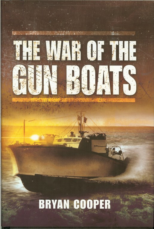 Image for THE WAR OF THE GUN BOATS