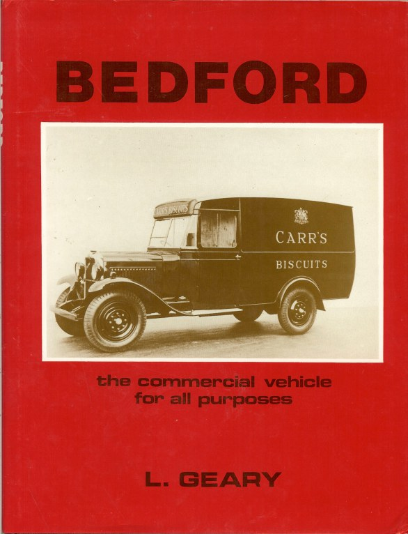 Image for BEDFORD: THE COMMERCIAL VEHICLE FOR ALL PURPOSES
