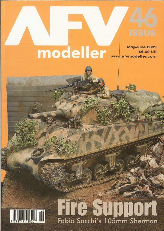 Image for AFV MODELLER 46: MAY / JUNE 2009