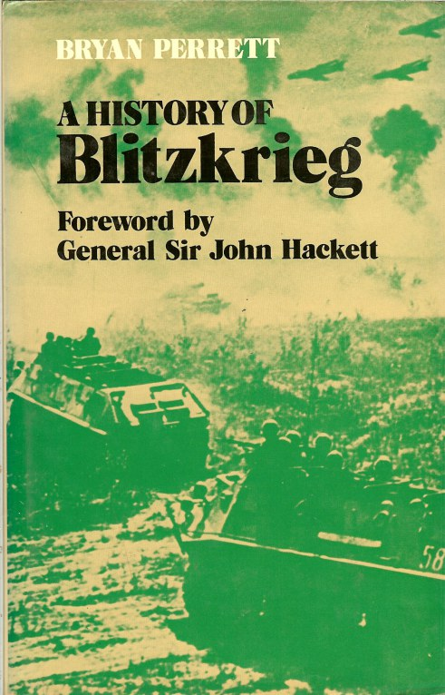 Image for A HISTORY OF BLITZKRIEG