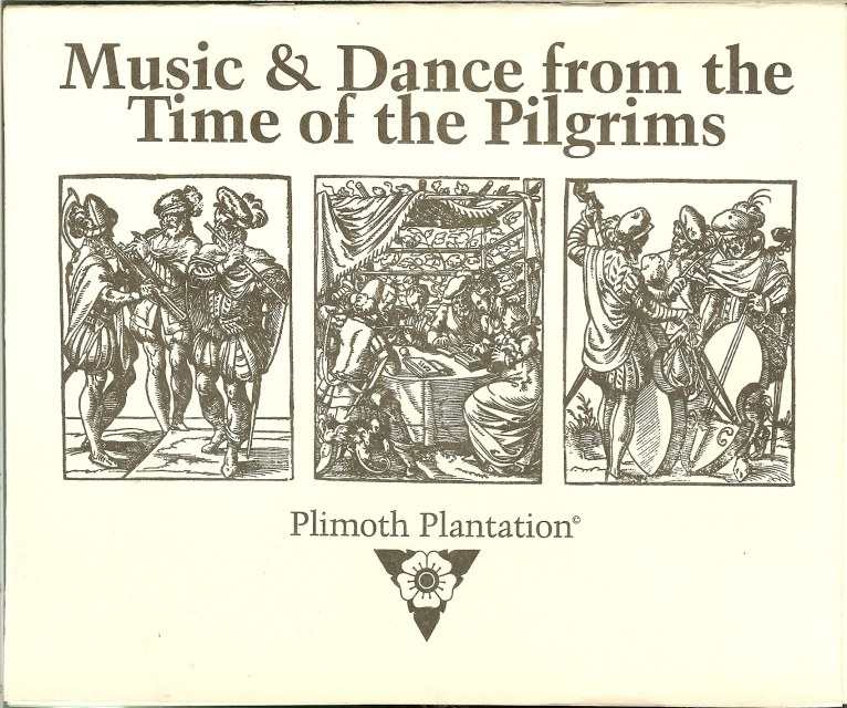 Image for MUSIC & DANCE FROM THE TIME OF THE PILGRIMS