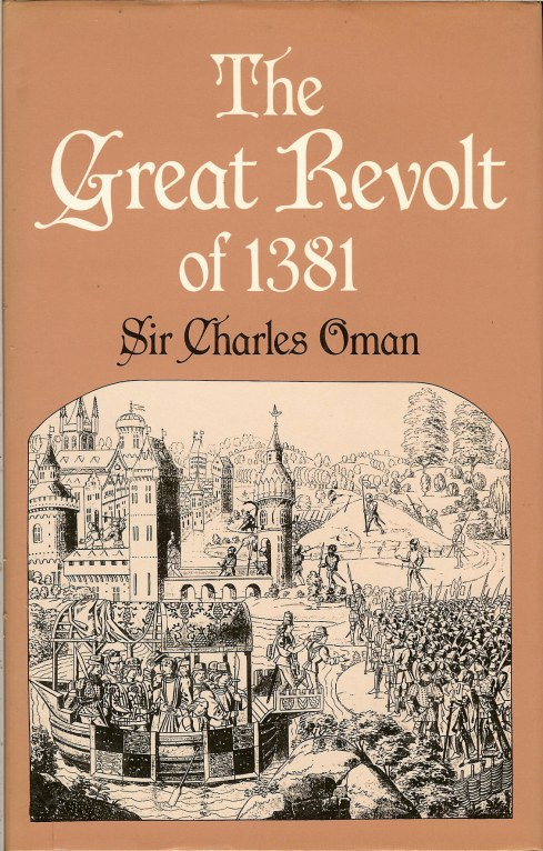Image for THE GREAT REVOLT OF 1381
