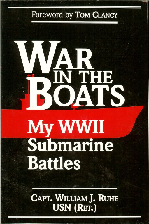 Image for WAR IN THE BOATS: MY WWII SUBMARINE BATTLES