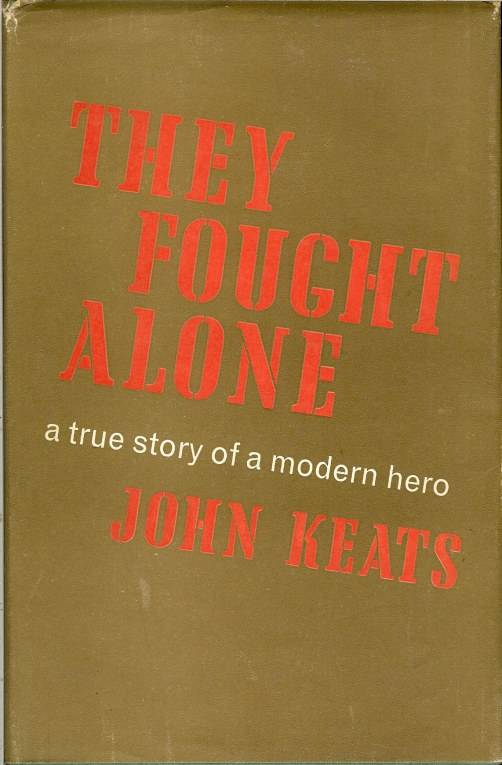 Image for THEY FOUGHT ALONE