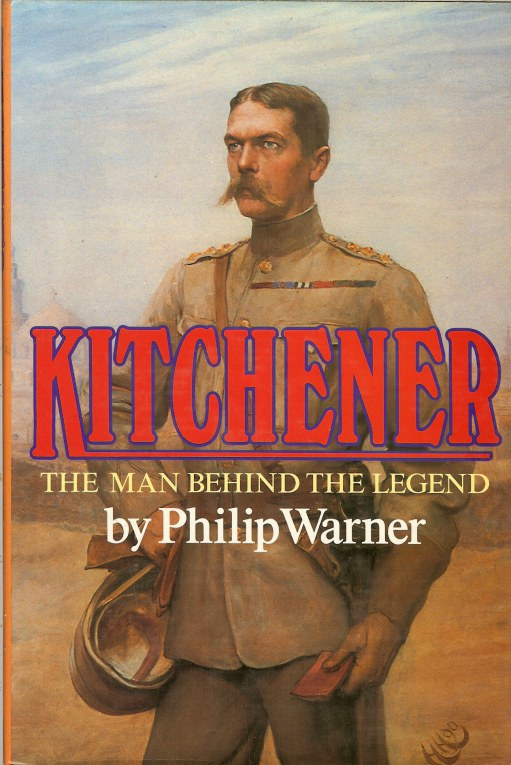 Image for KITCHENER: THE MAN BEHIND THE LEGEND