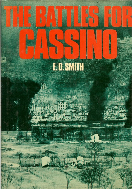 Image for THE BATTLES FOR CASSINO (SIGNED COPY)