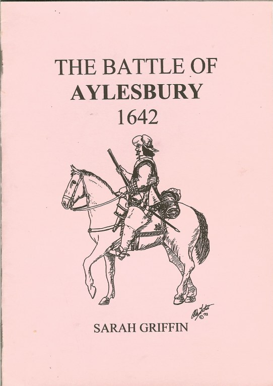 Image for THE BATTLE OF AYLESBURY 1642