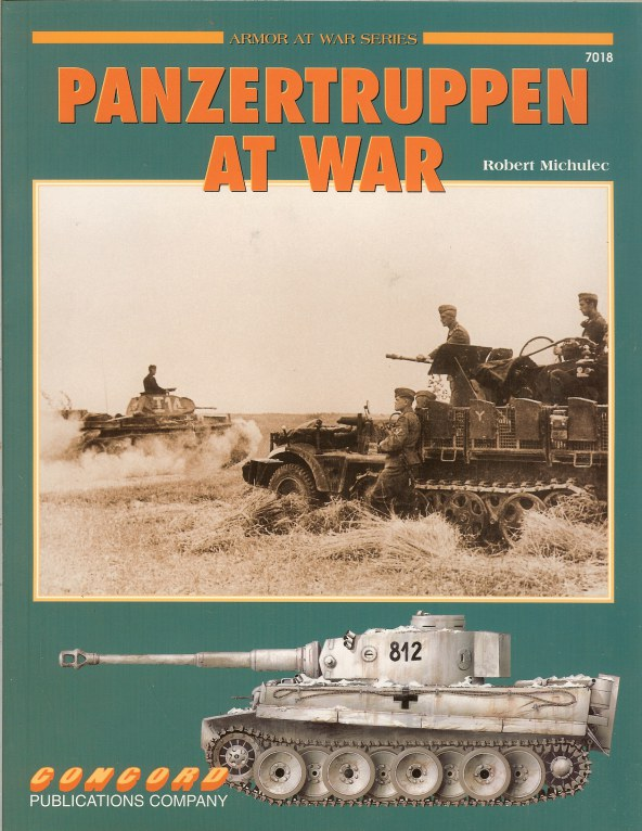 Image for PANZERTRUPPEN AT WAR
