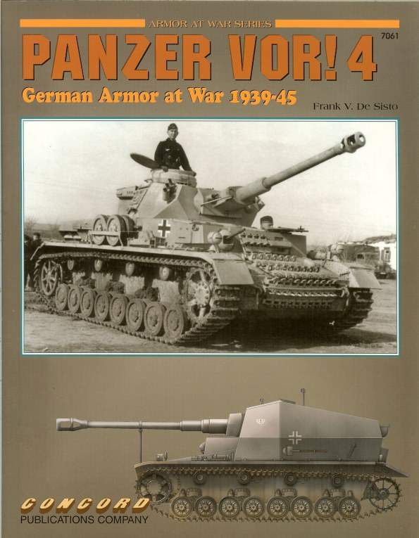 Image for PANZER VOR! 4: GERMAN ARMOR AT WAR 1939-45