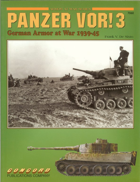 Image for PANZER VOR! 3: GERMAN ARMOR AT WAR 1939-45