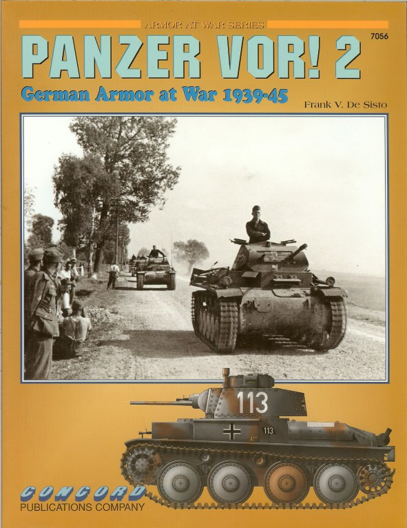 Image for PANZER VOR! 2: GERMAN ARMOR AT WAR 1939-45