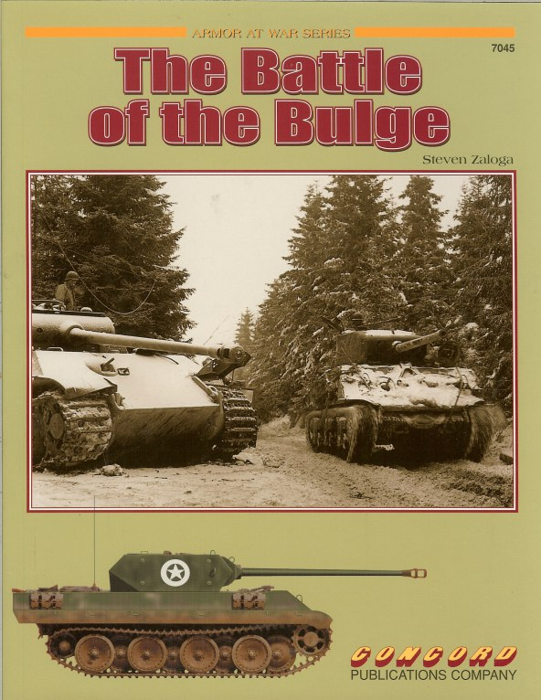 Image for THE BATTLE OF THE BULGE