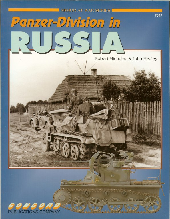Image for PANZER-DIVISION IN RUSSIA