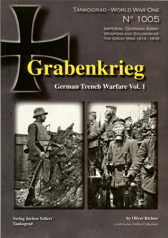 Image for GRABENKRIEG: GERMAN TRENCH WARFARE VOL.1