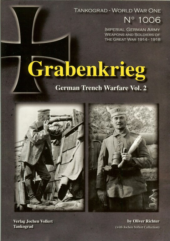 Image for GRABENKRIEG: GERMAN TRENCH WARFARE VOL.2