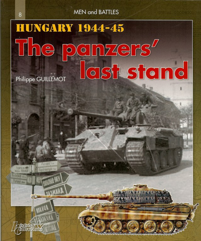 Image for HUNGARY 1944-45: THE PANZERS' LAST STAND