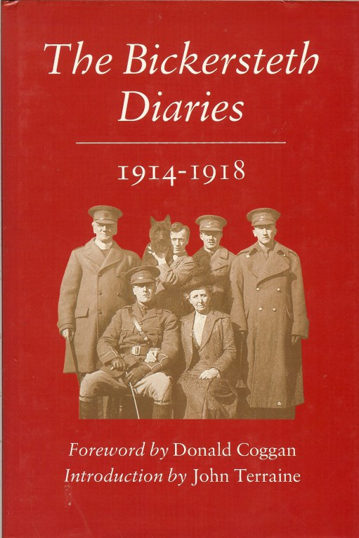 Image for THE BICKERSTETH DIARIES 1914-1918