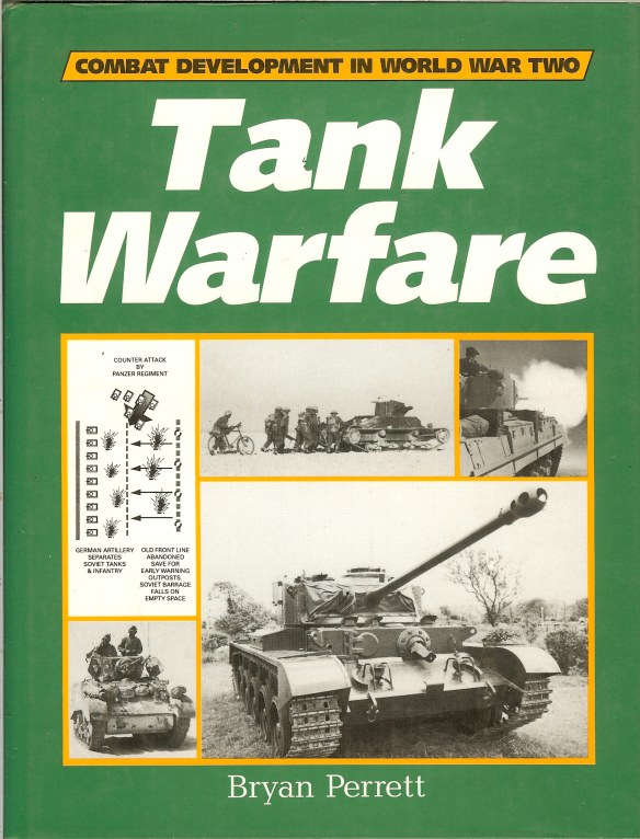 Image for TANK WARFARE: COMBAT DEVELOPMENT IN WORLD WAR TWO