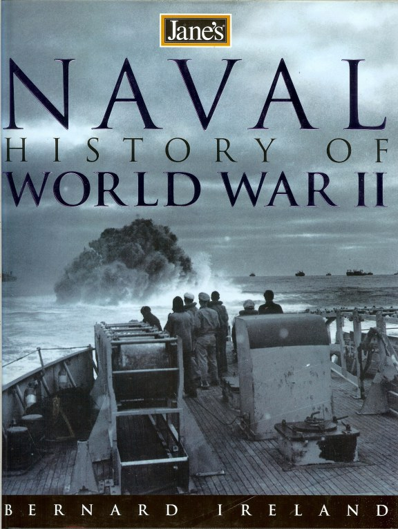 Image for JANE'S NAVAL HISTORY OF WORLD WAR II