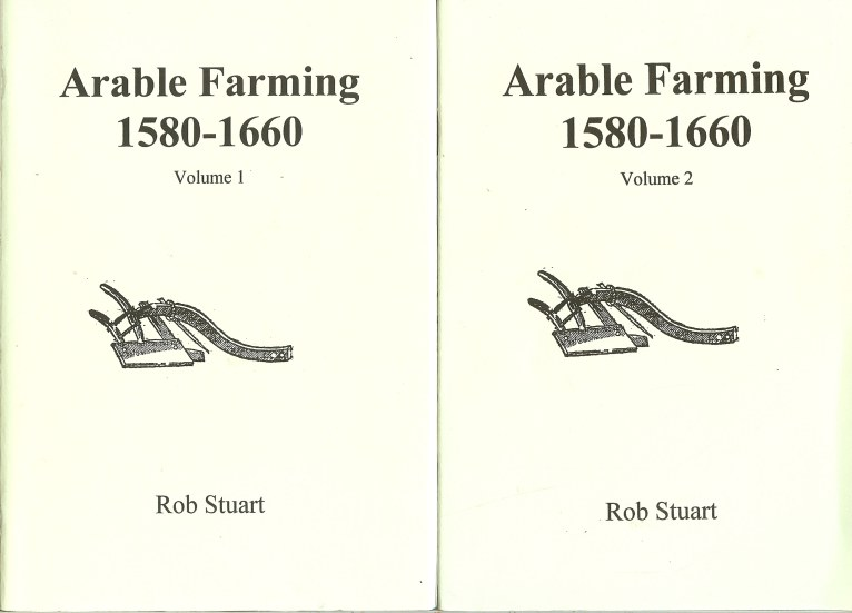 Image for ARABLE FARMING 1580-1660 (TWO BOOKLET SET)