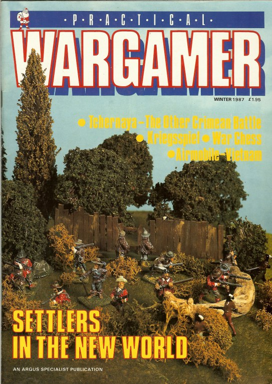 Image for PRACTICAL WARGAMER: WINTER 1987 (ISSUE 2)