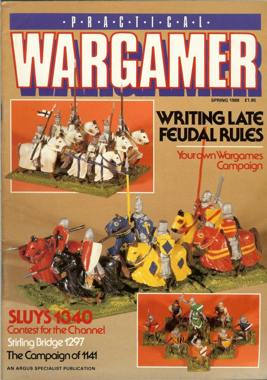 Image for PRACTICAL WARGAMER: SPRING 1988 (ISSUE 3)