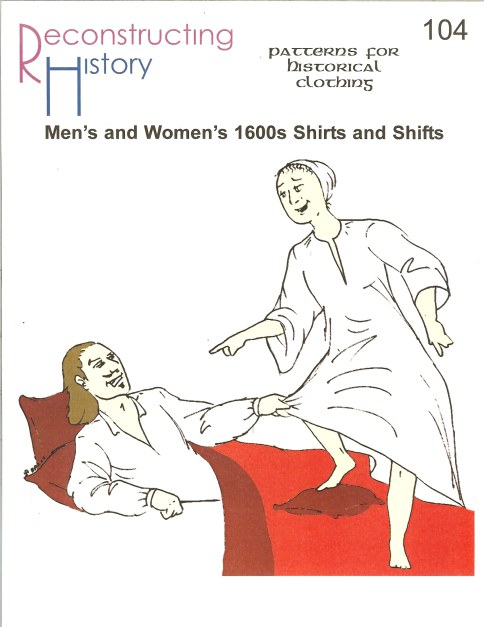 Image for RH104: MEN'S AND WOMEN'S 1600S SHIRTS AND SHIFTS