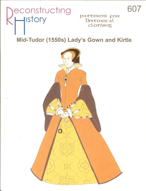 Image for RH607: 1500S MID-TUDOR LADY'S GOWN AND KIRTLE